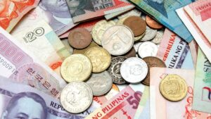 List of Countries by Main Currency