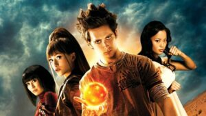 List of Dragon Ball Live Action Movies