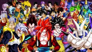 List of Dragon Ball GT Anime Episodes