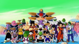 List of Dragon Ball Z Anime Episodes