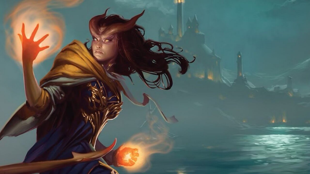 Dungeons and Dragons Sorcerer