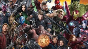 List of Marvel Cinematic Universe Movies by Budget