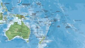 List of Countries in Oceania
