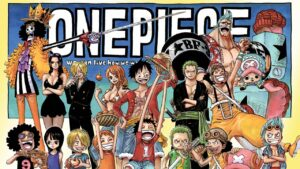 List of One Piece Cover Stories